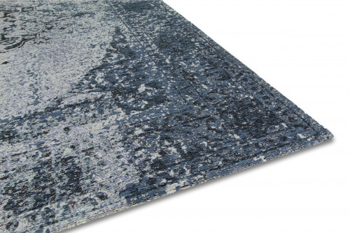 Brinker meda denim blue 200x300 cm