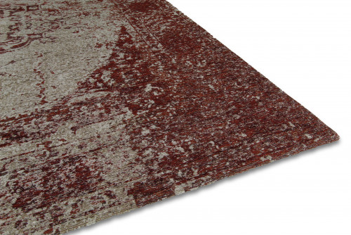 Brinker meda wine red 200x300 cm