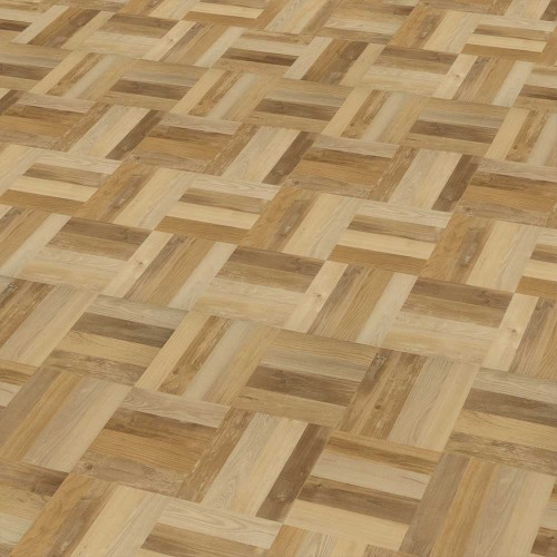 Belakos | Squared Wood Tile - 100
